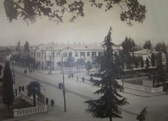 Zugdidi in the 1930's