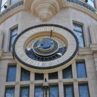 About Sights - Astronomical Clock in Batumi
