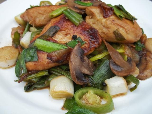 Chicken with Green Garlic_2 - Copy