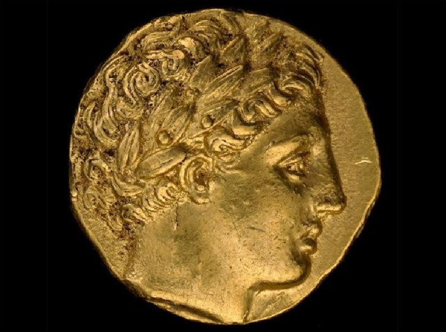 Coin of Philip II of Macedon