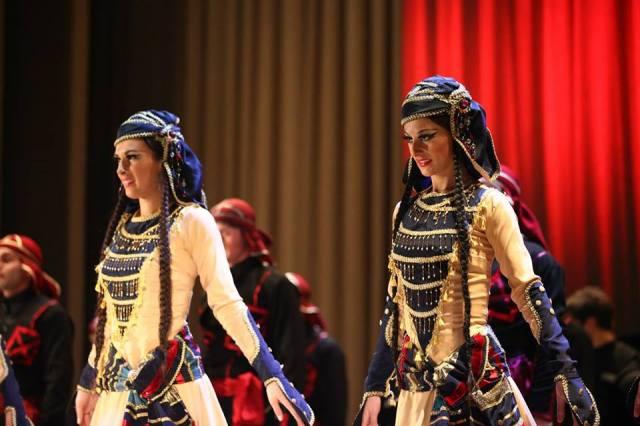 The Rustavi Ensemble performing the Acharuli (აჭარული) dance