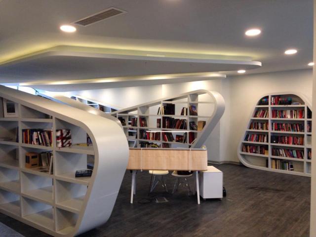 The Saakashvili Presidential Library