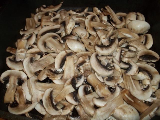 Sliced Mushrooms - Copy