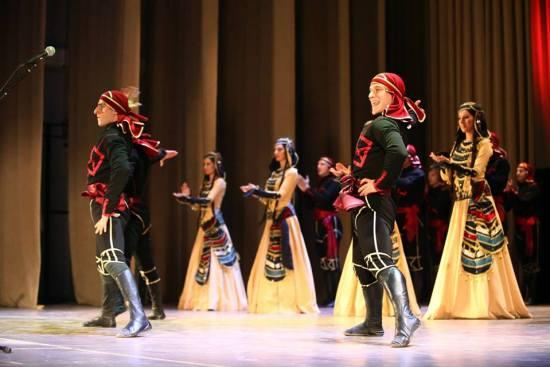 Acharuli Dance