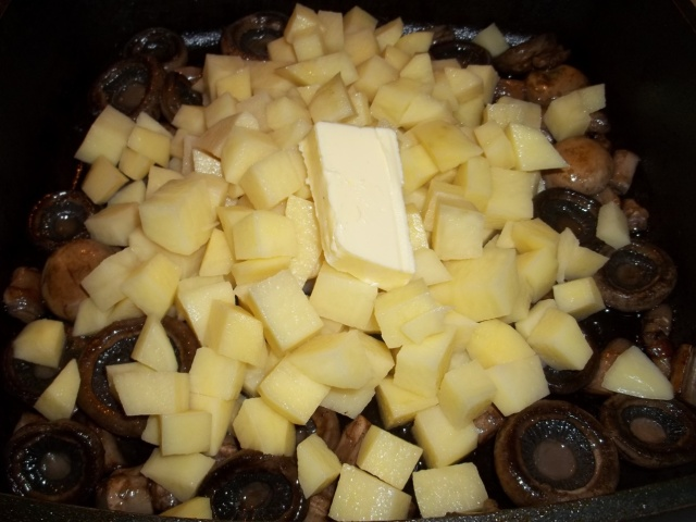 Adding Potato and Butter - Copy