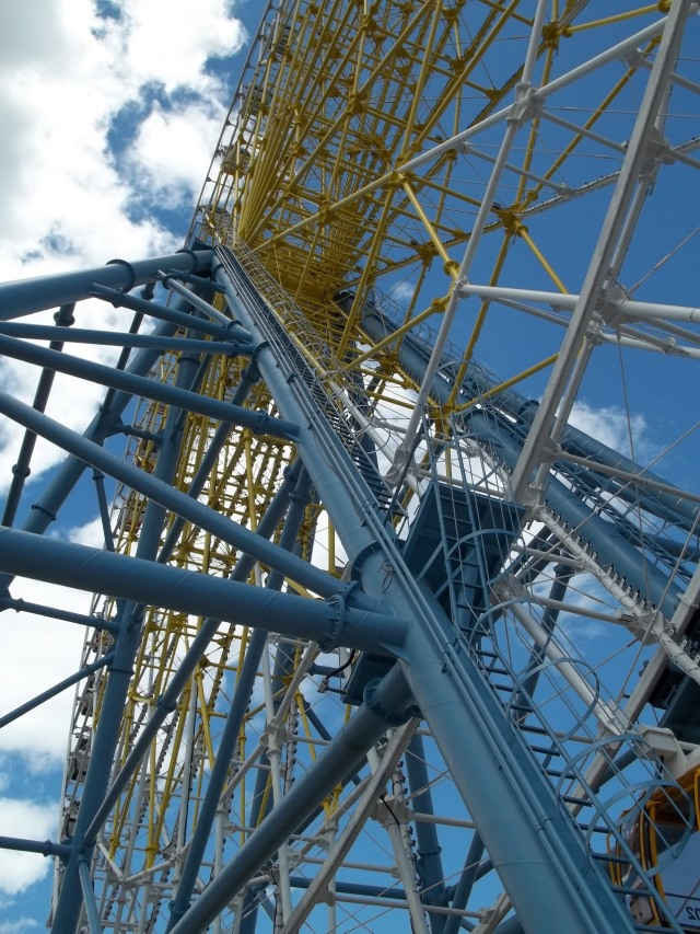 Ferris Wheel at Mtatsminda Park
