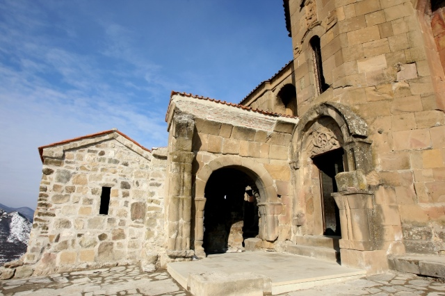 Jvari Monastery near Mtskheta. Photo courtesy of EPA EU Neighbourhood