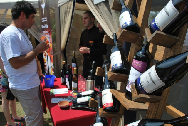 New Wine Festival at Tbilisi Ethnographic Museum