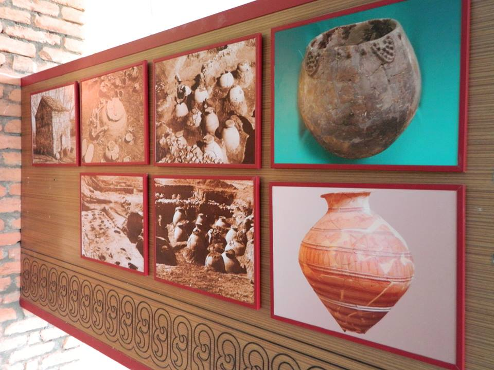 The Qvevri and Qvevri Wine Museum