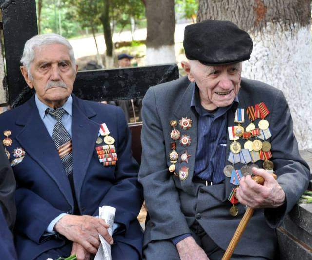 War veterans