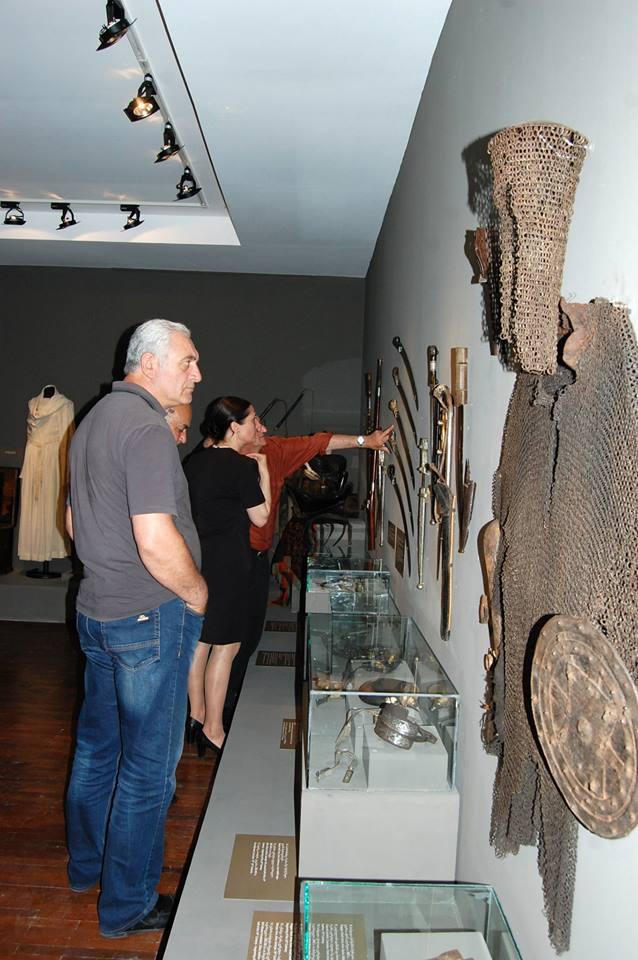 The Martvili Regional Museum