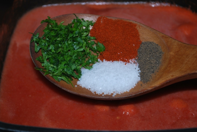 Adding Herbs and Spices - Copy