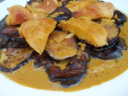 Chicken with Eggplant - Copy
