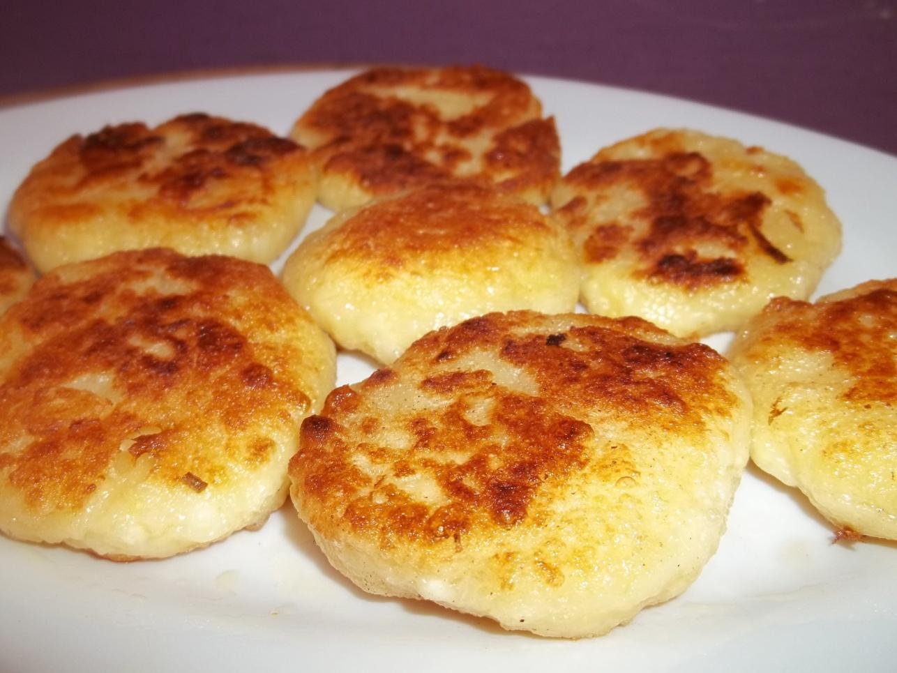 Сырники из творога 200 грамм творога рецепт