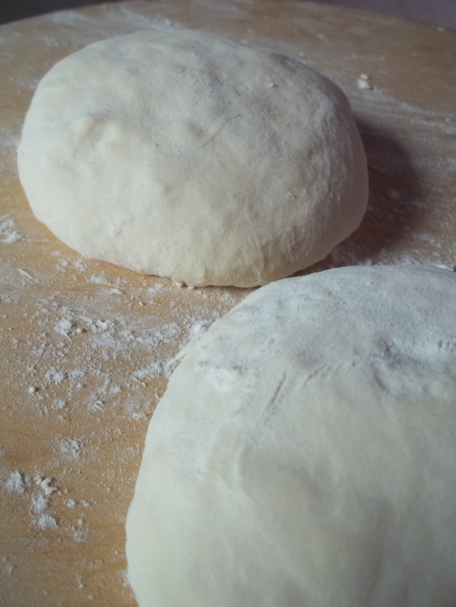 Khachapuri dough - Copy