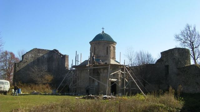 Kvetera Church Restoration