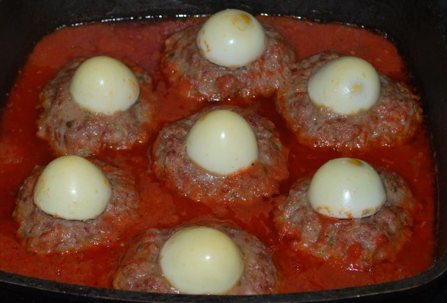 Ossetian Meatballs