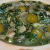 About Food - Mushroom Chakapuli