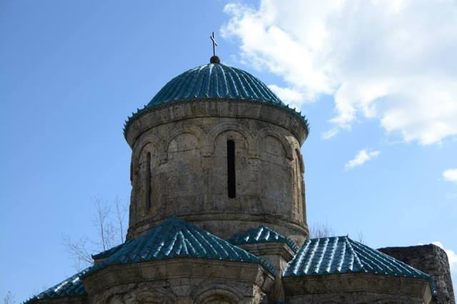 Restored Kvetera Church