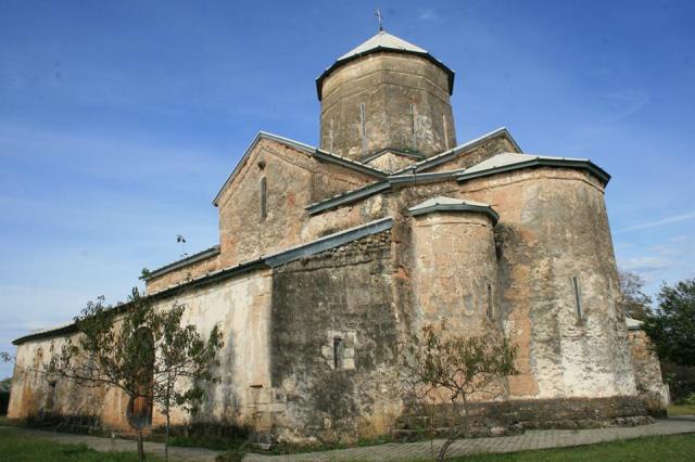 Tsalenjikha Cathedral Church of the Transfiguration of Savior