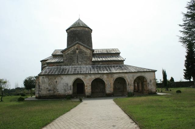Tsalenjikha Cathedral Church of the Transfiguration of Savior