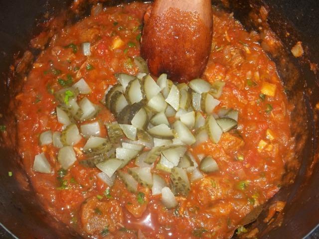 Adding Cucumber