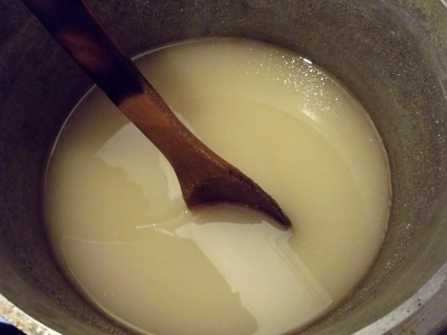 Stirring the Sugar Water Mixture - Copy