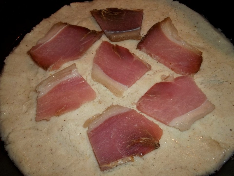 Adding Rachuli Bacon