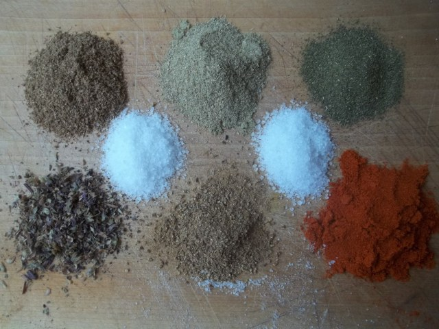 Akhkhyla Ingredients