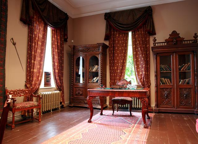 Alexander Chavchavadze's study at Tsinandali