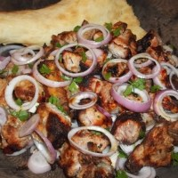 About Food - Barbecued Pork with Matsoni Marinade