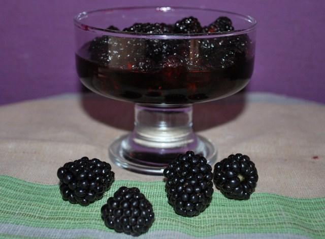 Blackberry Muraba