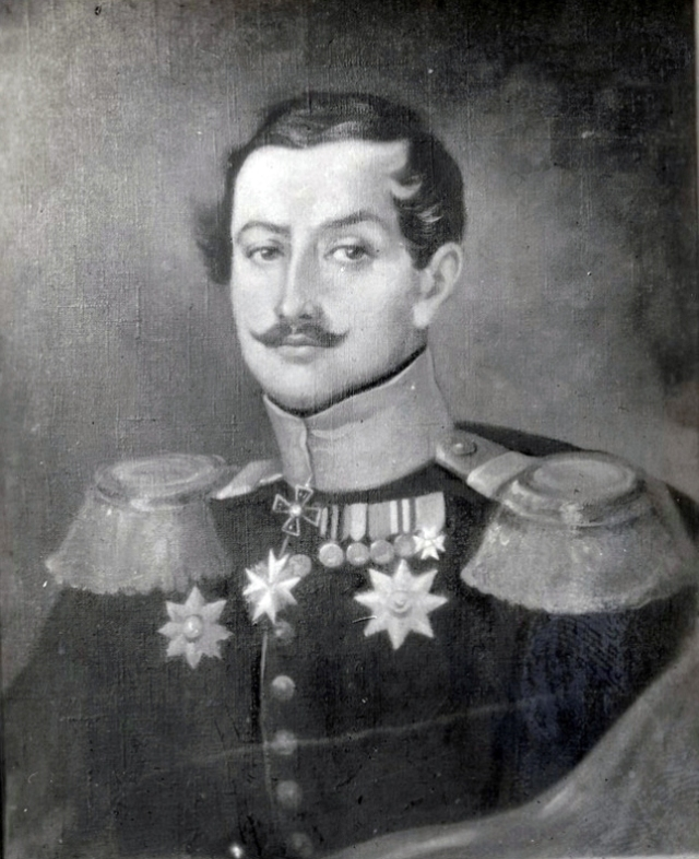 Prince Alexander Chavchavadze (Georgian: ალექსანდრე ჭავჭავაძე) (1786 – 1846)