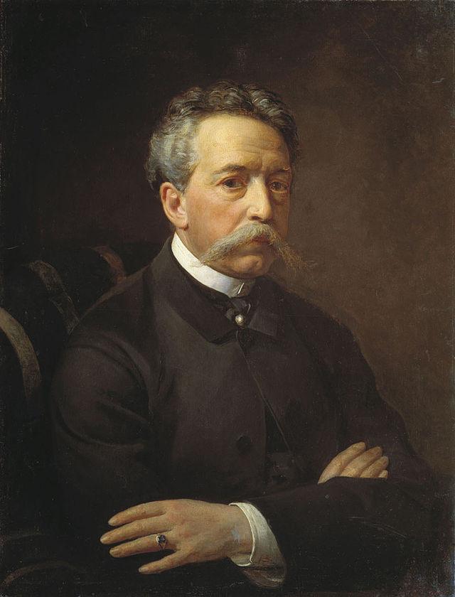 Prince Grigory Grigorievich Gagarin (1811-1893)