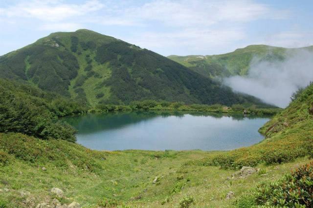 Lake Tbikeli