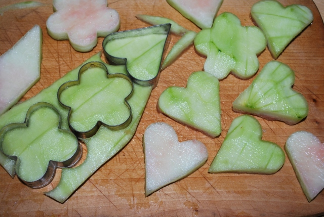Making Melon Shapes - Copy