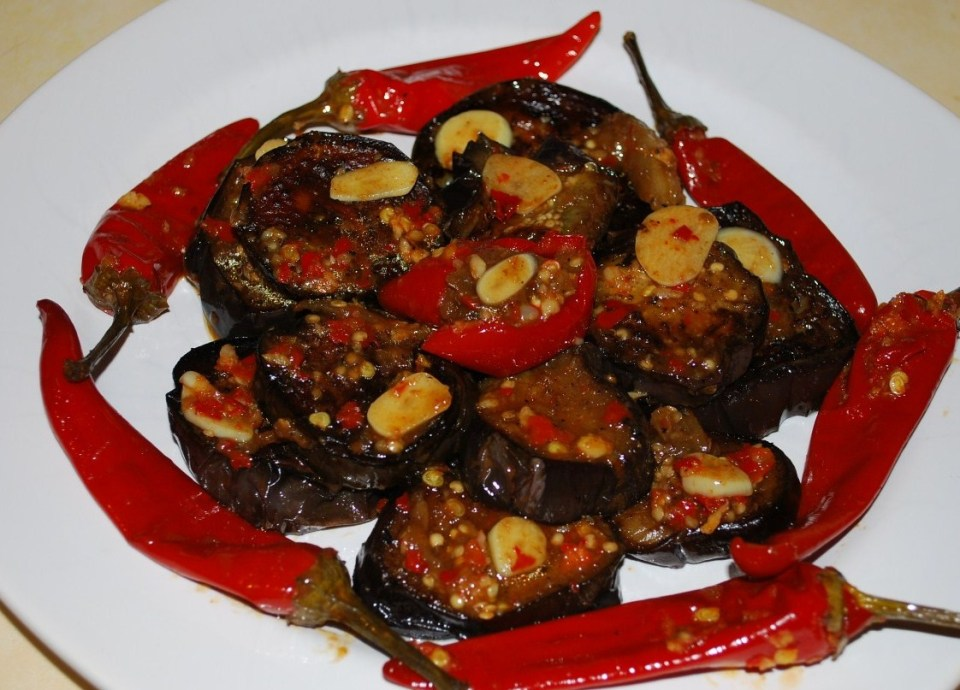 Marinated Eggplant and Red Peppers_1 - Copy