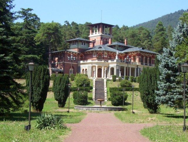 Romanov Palace in Likani