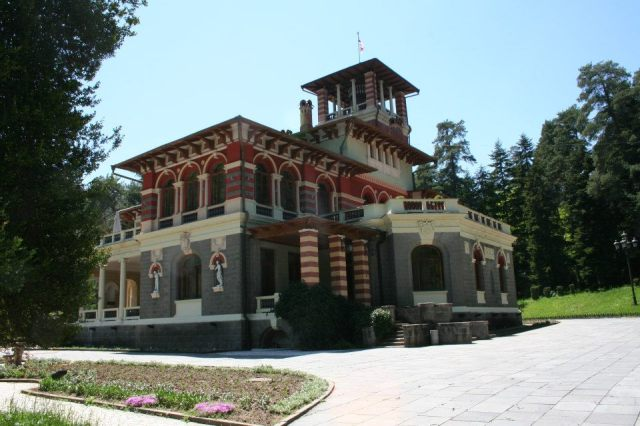 The Romanov Palace at Likani