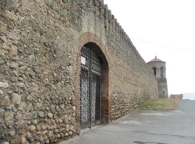 The Palace of King Erekle II in Telavi. Photo by Monika via Wikimedia Creative Commons Licence.