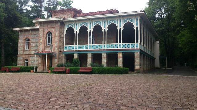 Tsinandali Palace Museum
