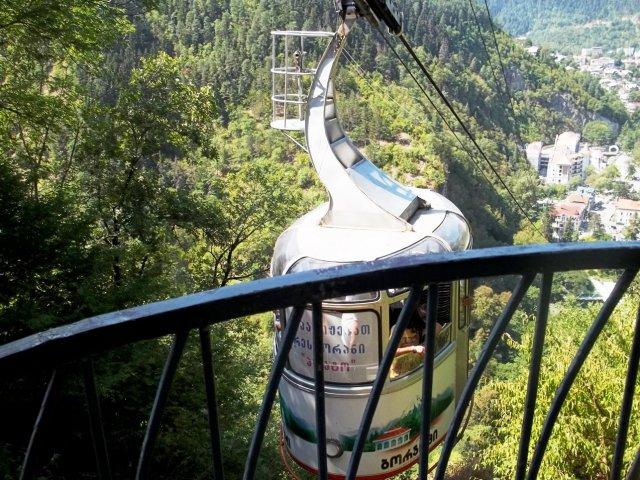 Borjomi Aerial Tramway