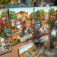 About Art - The Dry Bridge Art Market in Tbilisi