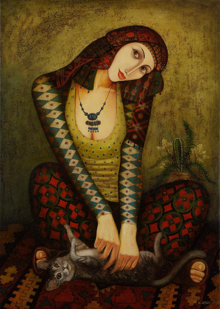 Friends by Zviad Gogolauri