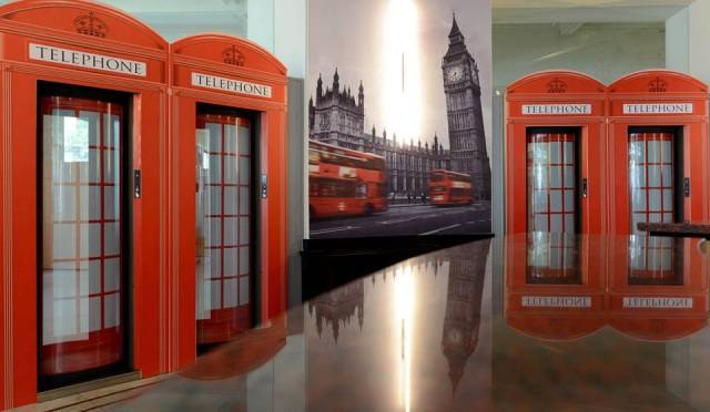 TBC Bank London Theme