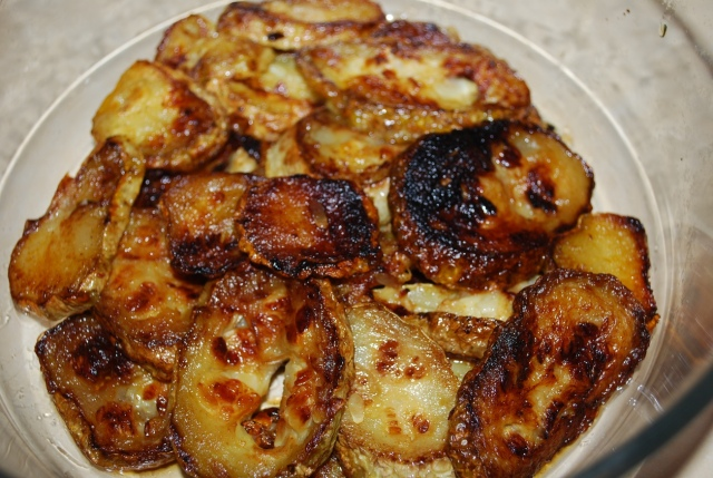 Fried Zucchini - Copy