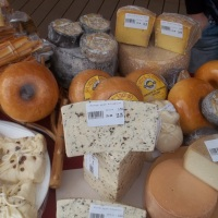 About Food - Georgian Cheese at Tbilisoba 2014