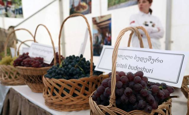 Georgian Wine Day - October 4