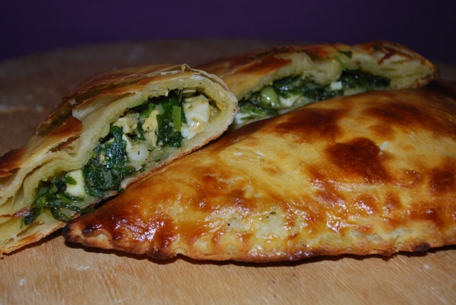 Tarragon and Egg Pastry - Copy