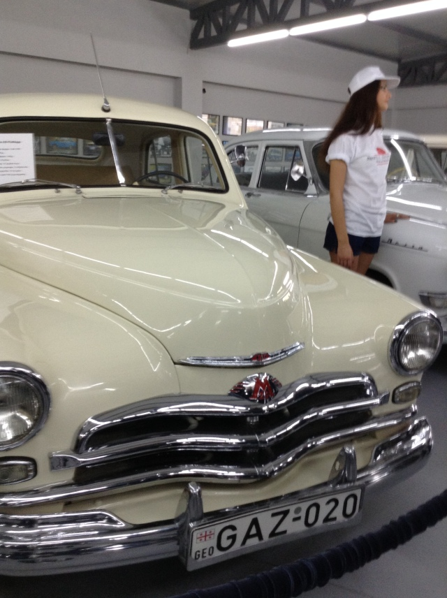 Tbilisi Auto Museum. Photo by Gigi Avaliani